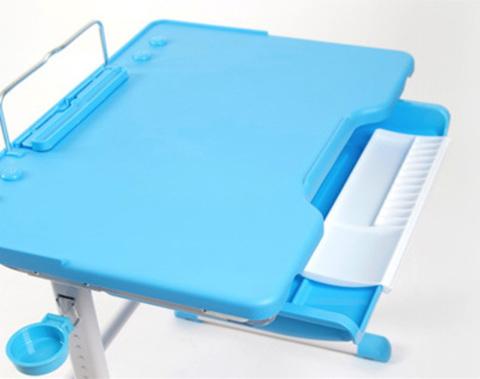 Растущая парта-трансформер Study2 со стулом Гибкая палитра для красок