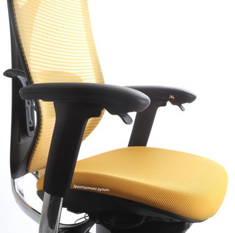 Ортопедическое кресло руководителя Sabrina