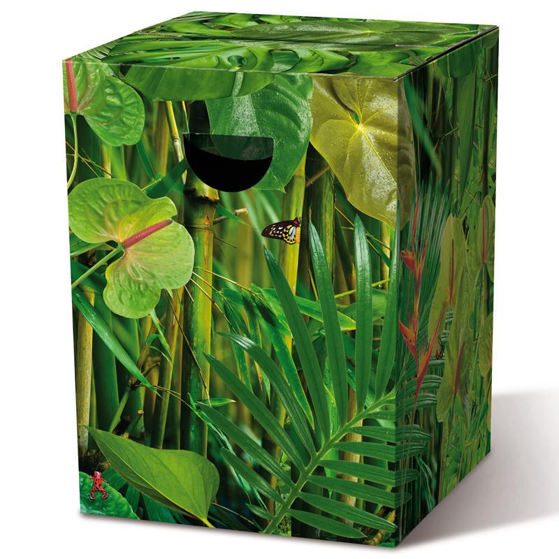 Табурет картонный Jungle