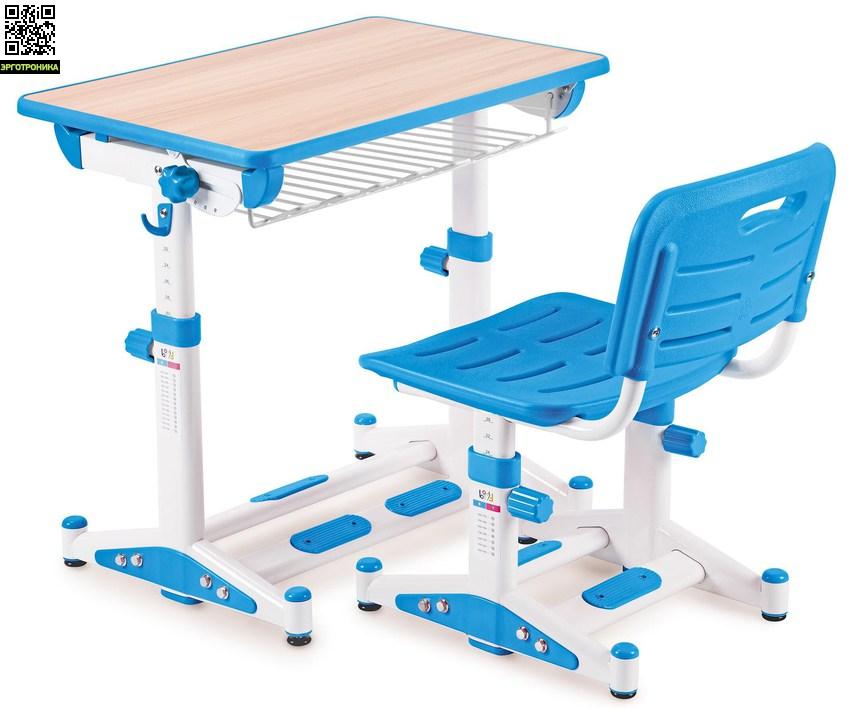 Парта и стул Libao LK-09Детские парты<br>Парта и стул Libao D09/C15<br>