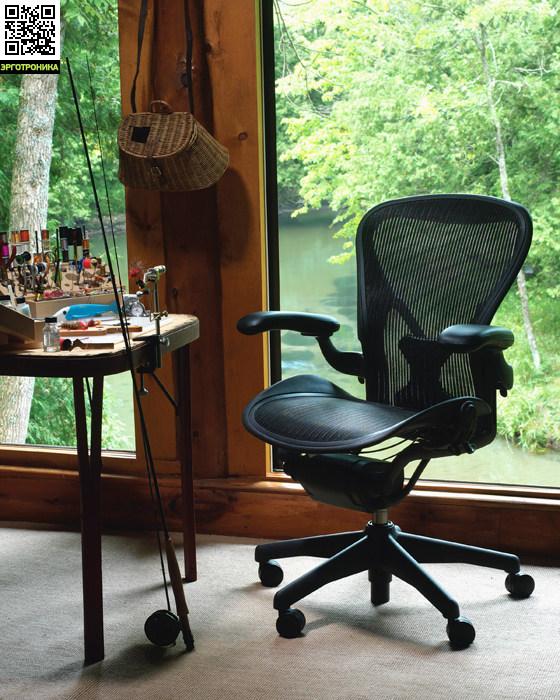 Кресло Aeron от Herman Miller