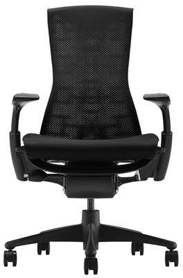 Кресло Embody от Herman Miller Rhythm Black