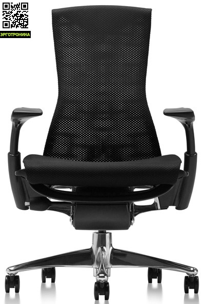 Кресло Embody от Herman Miller Balance Carbon