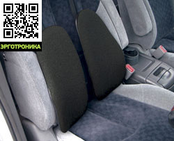 Поддержка для спины в машину Duorest DR-910