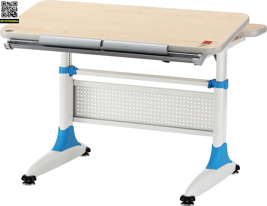 Стол МИКИДетские парты<br>Это новая модель детского стола-парты, выполненная с учетом всех требований, предъявляемых к детской мебели. Она полностью соответствует всем потребностям ученика и растет вместе с ним. Высота столешницы изменяется в пределах от 53 до 79 см, так что парта подходит как для дошкольника или ученика младшей школы, так и для старшеклассника.<br>