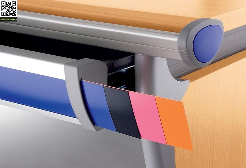 Парта-трансформер Runner Набор разноцветных накладок