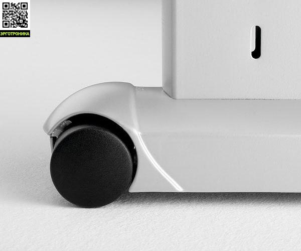 Парта-трансформер Sprinter Колесики для перемещения парты по комнате