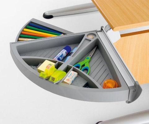 Парта-трансформер Sprinter «Orga Tool» для хранения канцелярских товаров