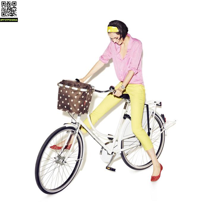 Корзина для велосипеда Bikebasket Plus