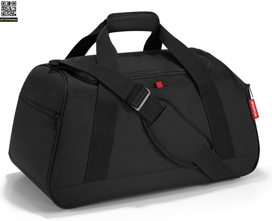Сумка ActivitybagДля дома<br>Activitybag — сумка на все случаи жизни. Она очень вместительна и имеет привлекательный внешний вид. Отлично подходит для занятий спортом, кроссовки, полотенце, гель для душа, влажную одежду можно разложить в разные отсеки. Кроме того сумка удобна для путешествий: передний карман создан для документов, телефона, ключей. В сумке основное отделение с дугообразной двусторонней молнией, отсек на молнии с мешками для хранения обуви и белья, передний карман на молнии, 2 дополнительных кармана в основном отделении<br>