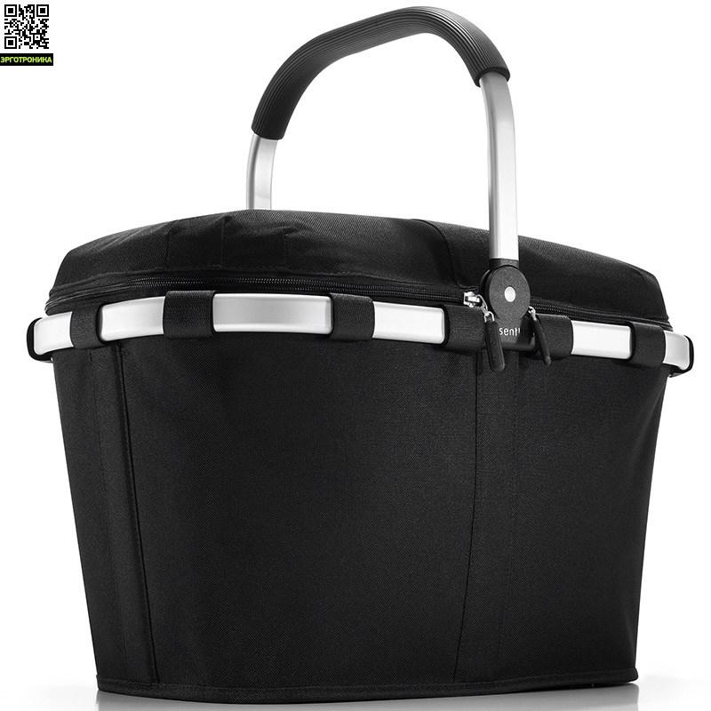 Сумка CarrybagДля дома<br>Идеальная сумка для пикника – современное воплощение плетеной корзинки. Сделанные из водонепроницаемого полиэстера и прочного алюминиевого каркаса, сумки Carrybag будут служить вам на протяжении многих лет. Вы можете использовать их для поездок за город или на пикник, а также для похода за покупками. Яркие расцветки, стильный дизайн и непревзойденное немецкое качество понравятся даже самым взыскательным покупателям.<br>