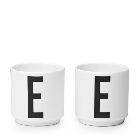 Набор подставок для яиц Design Letters