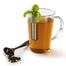 Заварочная емкость BuddyКухонная эргономика<br>Лучшее решение для офиса — емкость для заваривания чая Buddy. Заваривайте чай прямо в чашке с веселым человечком от Umbra. Емкость крепится к краю чашки с помощью гибких рук человечка. Такой заварник подойдет к любому стакану и любой чашке.<br>