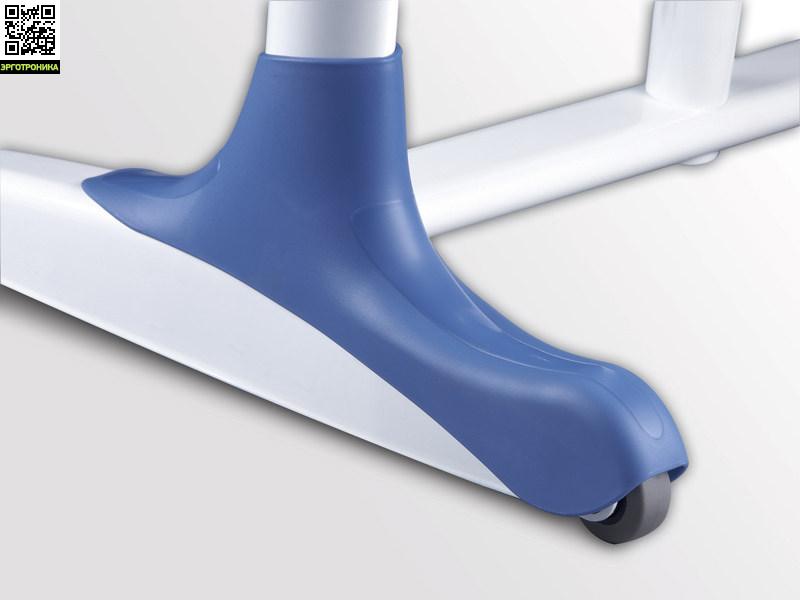 Детский стол Mealux BD-205 Ножки с резиновыми колесиками