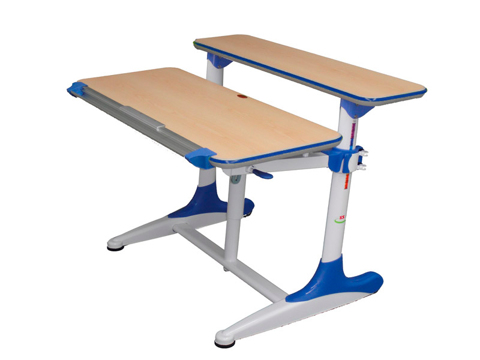 Детский стол Mealux Dali Синие вставки