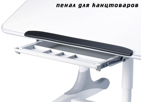 Детский стол Mealux Shubert BD-405 Выдвижной пенал для канцелярских товаров