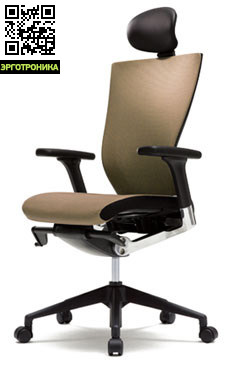 Эргономичное офисное кресло Fursys Т-500Эргономичные кресла<br>Эргономичное кресло FURSYS Т-500 сделано с детальным пониманием как двигается человеческое тело. Гармоничные линии и адаптивные системы индивидуальной настройки кресла обеспечивают равномерное распределение нагрузки и комфортную поддержку спины. Дизайн кресла соответствует современным тенденциям, отличается сложными ровными формами. Функциональное кресло сочетает минималистский стиль с эргономичным дизайном, отвечает передовым качественным характеристикам. Конструктивные элементы кресел FURSYS максимально н<br>
