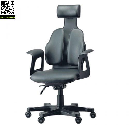 Кресло для руководителя DUOREST CABINET DR-120Эргономичные кресла<br>Кресла DUOREST CABINET DD - 120 и CABINET DR -120 разработаны и созданы с учетом специфики работы руководителя компании, предназначены для продолжительной, но комфортной работы и направлены на уменьшения и устранения нагрузки на позвоночник и осанку.<br>Главным требованиям при выборе кресла для человека руководящей должности, является комфортная посадка и забота о позвоночнике. Ортопедические кресла серии CABINET (Шарман) сконструированы таким образом, что вес тела равномерно распределяется по всей поверхност<br>