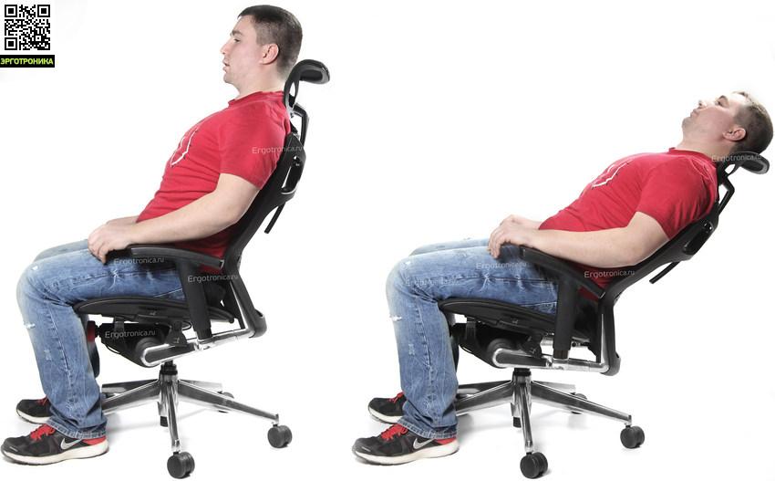 Эргономичное кресло EcoSit