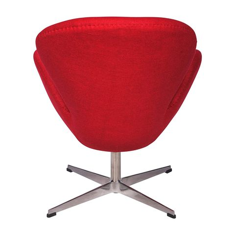 Кресло Arne Jacobsen Style Swan Chair