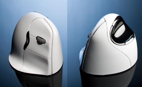 Беспроводная вертикальная мышь VerticalMouse4 Mac (Bluetooth)