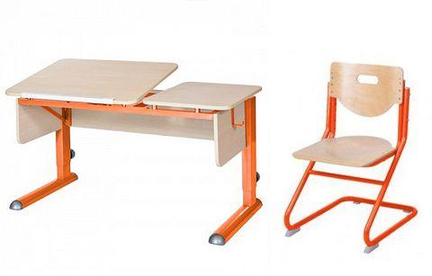 Парта Твин + стул SK-2