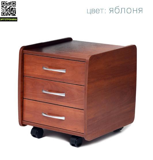 Тумба Астек 3 ящикаДетская мебель: тумбы, стеллажи, приставки<br>5 цветов на выбор. Размер: высота 46 см., длина 40 см., глубина 48 см.<br>