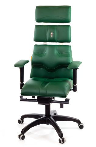 Эргономичное офисное кресло Pyramid Цвет Изумруд