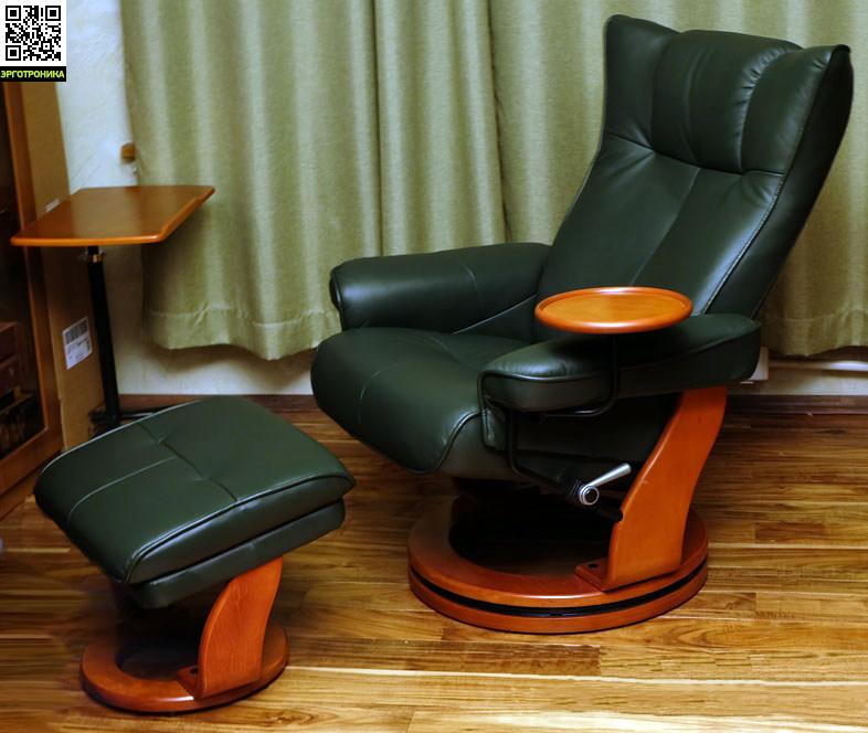 Кресло-реклайнер Relax Mauris