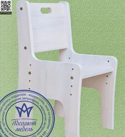 Парта-растишка Школярик C-884, 90 см. с пеналом, со стульчиком и надстройкой