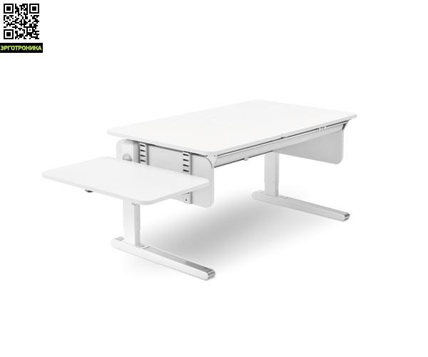 Боковая приставка Side Top для парты ChampionДетская мебель: тумбы, стеллажи, приставки<br>Боковая приставка Side Top крепится слева или справа от стола Champion, регулируется по высоте. Удобна для использования в качестве дополнительной рабочей поверхности, например,  при работе с принтером или сканером.<br>