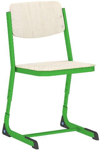 Регулируемый ученический стул