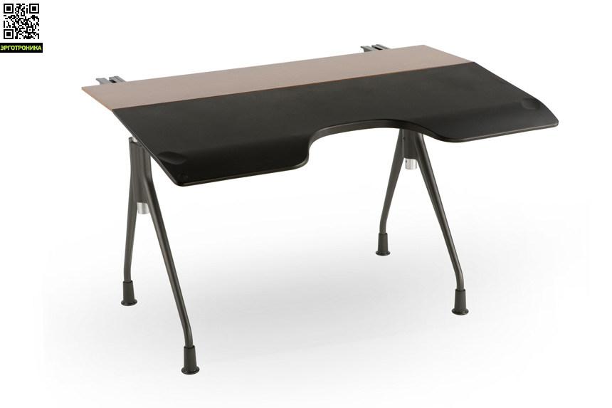 Инновационный стол EnvelopСтолы<br>Инновационный стол с уникальным дизайном от Herman Miller. Имеет широкий спектр цветов рамки, регулируется по высоте. Предназначено людей, которые ежедневно работают за компьютером.<br>