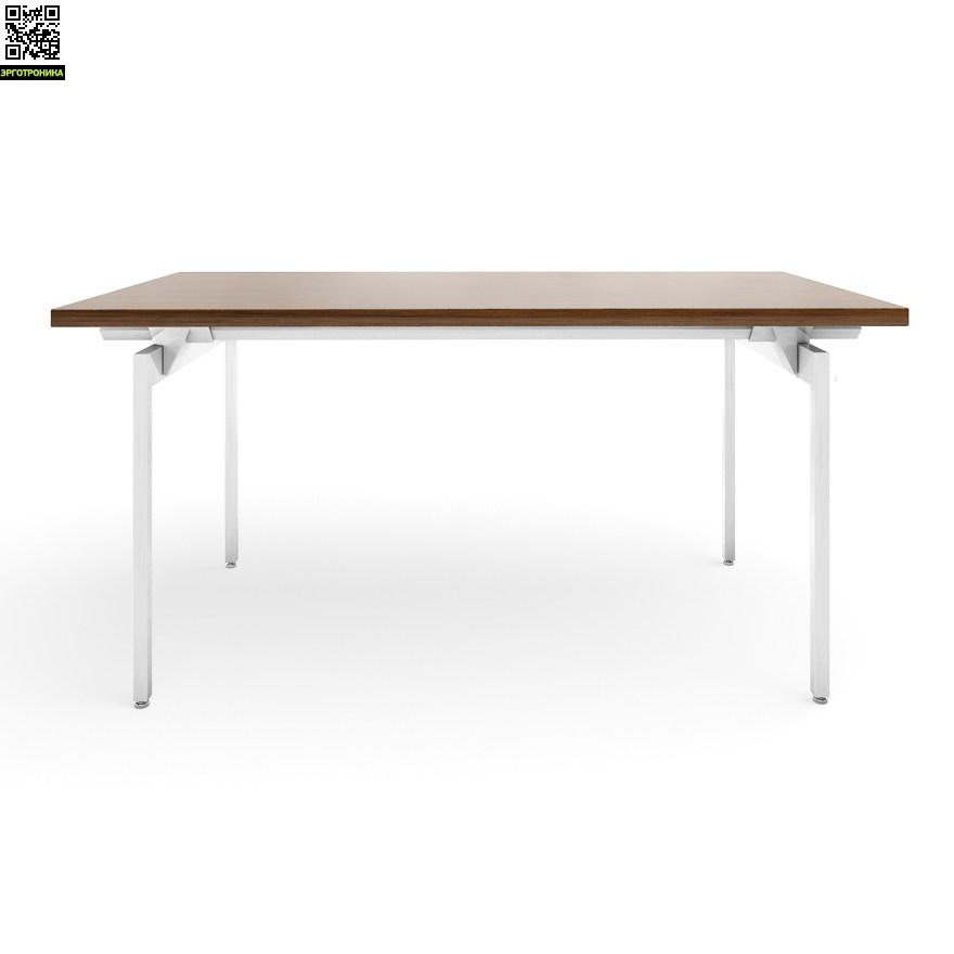 Стол Antenna® DeskПисьменные столы<br>Великолепный дизайнерский стол с подвесным кабинетом<br>