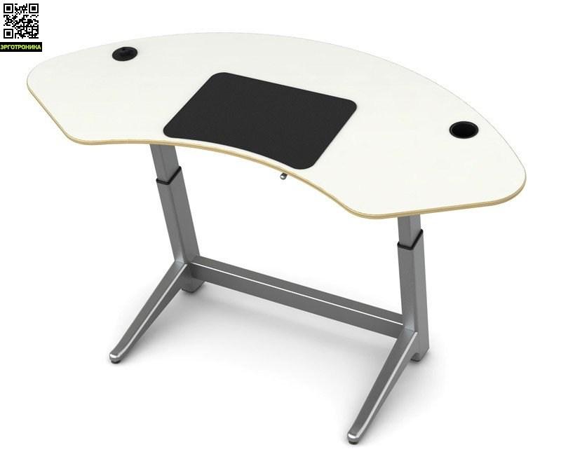 Стол Locus SphereСтолы<br>Эргономичный стол для длительной работы<br>Вариации столешницы<br>