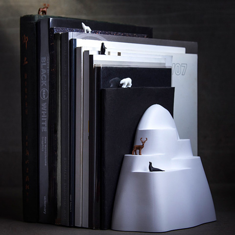Держатель и закладки для книг Iceberg