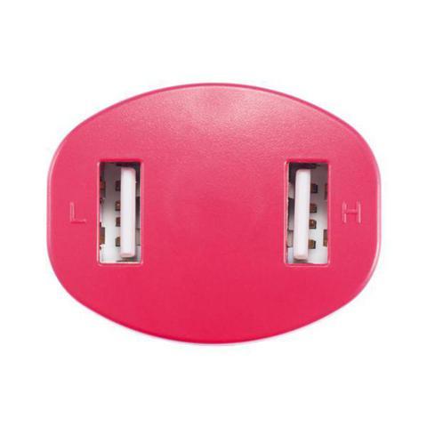 Зарядное двойное устройство USB для автомобиля