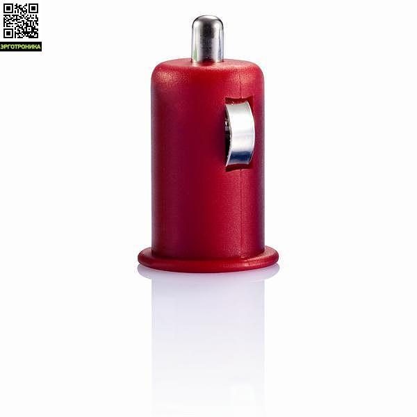 Зарядное устройство USB для автомобиля Micro CarДля дачи<br>Зарядный USB-переходник<br>