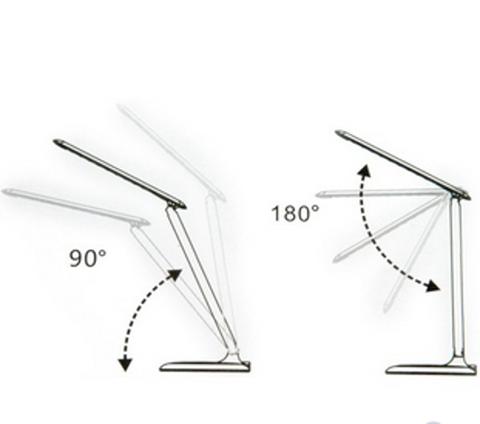 Светильник настольный светодиодный DE1707