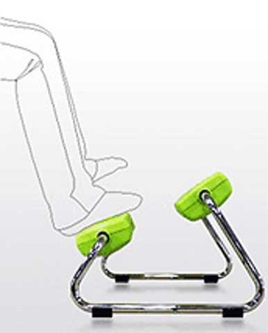 Эргономичная подставка для ног DUOREST EZ FOOT
