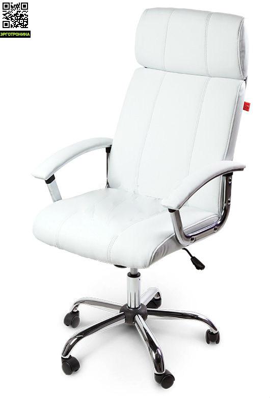 Офисное кресло MonroЭргономичные кресла<br>Хромированная крестовина<br>Удобный подголовник<br>Мягкие подлокотники<br>Устойчивый обивочный материал<br>