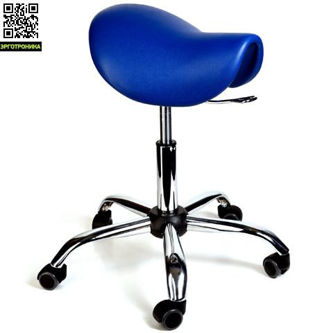 Ортопедический стул Eco Saddle (Нетанцующий)Нетанцующий ортопедический стул<br>Регулировка высоты<br>Максимальный вес пользователя до 150 кг.<br>