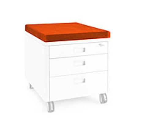 Подушка-сиденье Pad S для тумб Moll Cubic и Moll Pro
