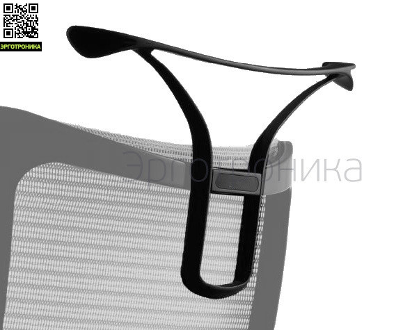 Вешалка для пиджака к креслу Okamura CPАксессуары и комплектующие к креслам<br>На нее можно вешать пиджак :) Удобная и функциональная вещь<br>