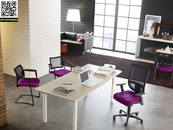 Офисное кресло Sokoa Tertio R