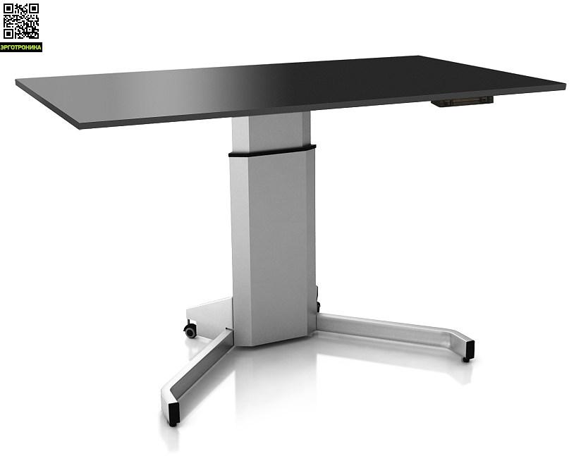Регулируемый стол ErgoStol Uno V Черный
