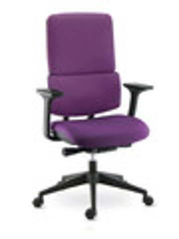 Офисное кресло Wi-Max/T Фиолетовый цвет