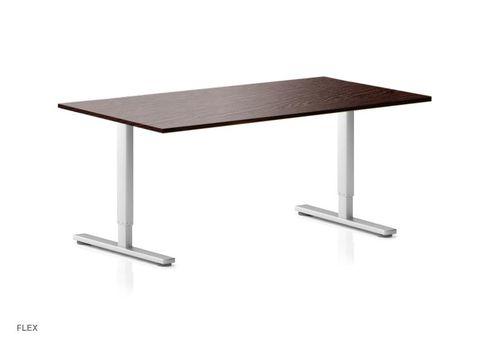 Регулируемый компьютерный стол Ergostol Flex
