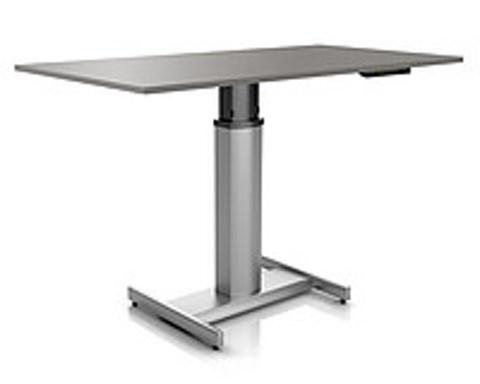 Регулируемый стол Ergostol Uno H Титан (Silver)