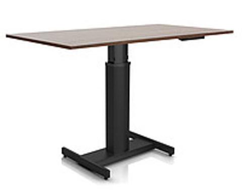Регулируемый стол Ergostol Uno H Венге (Black)